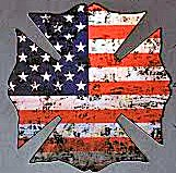 Old Glory Torn